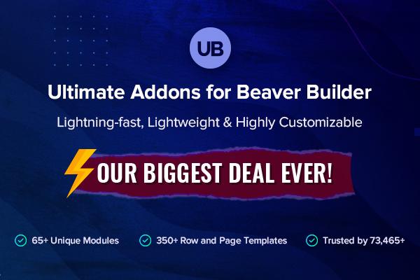 Ultimat Addons for Beaver Builder