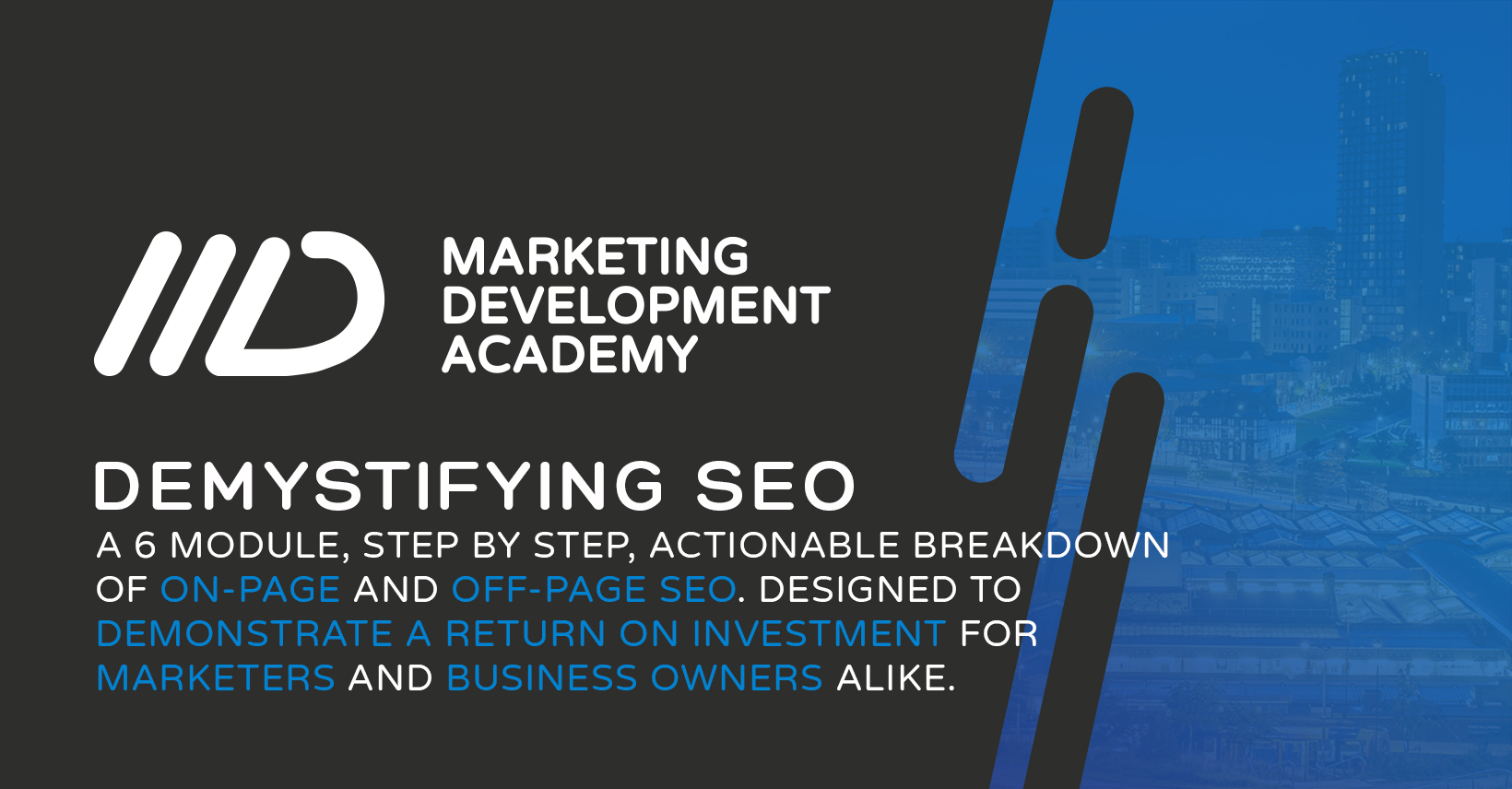 Demystifying SEO Course