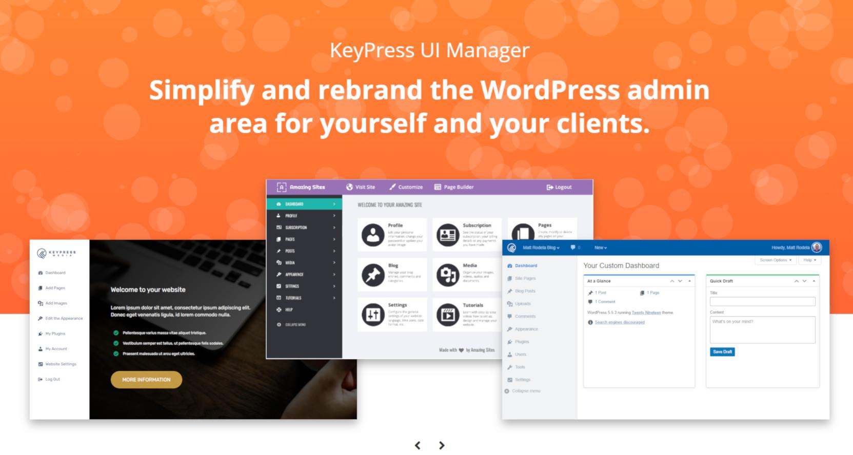 UI Manager
