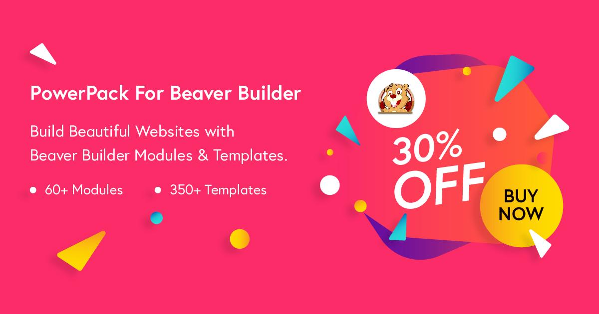 PowerPack & WooPack Addons for Beaver Builder