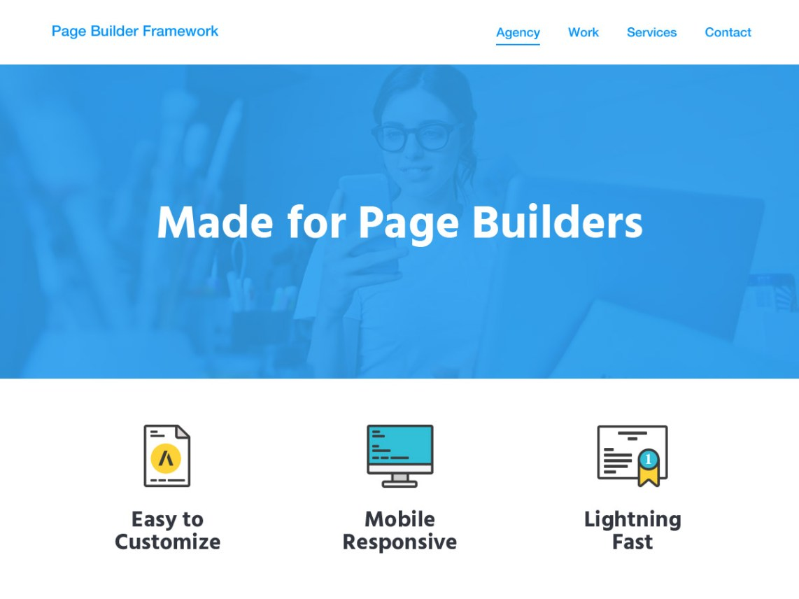 b880ca37 Page Builder Framework – The only WordPress theme you'll ever need